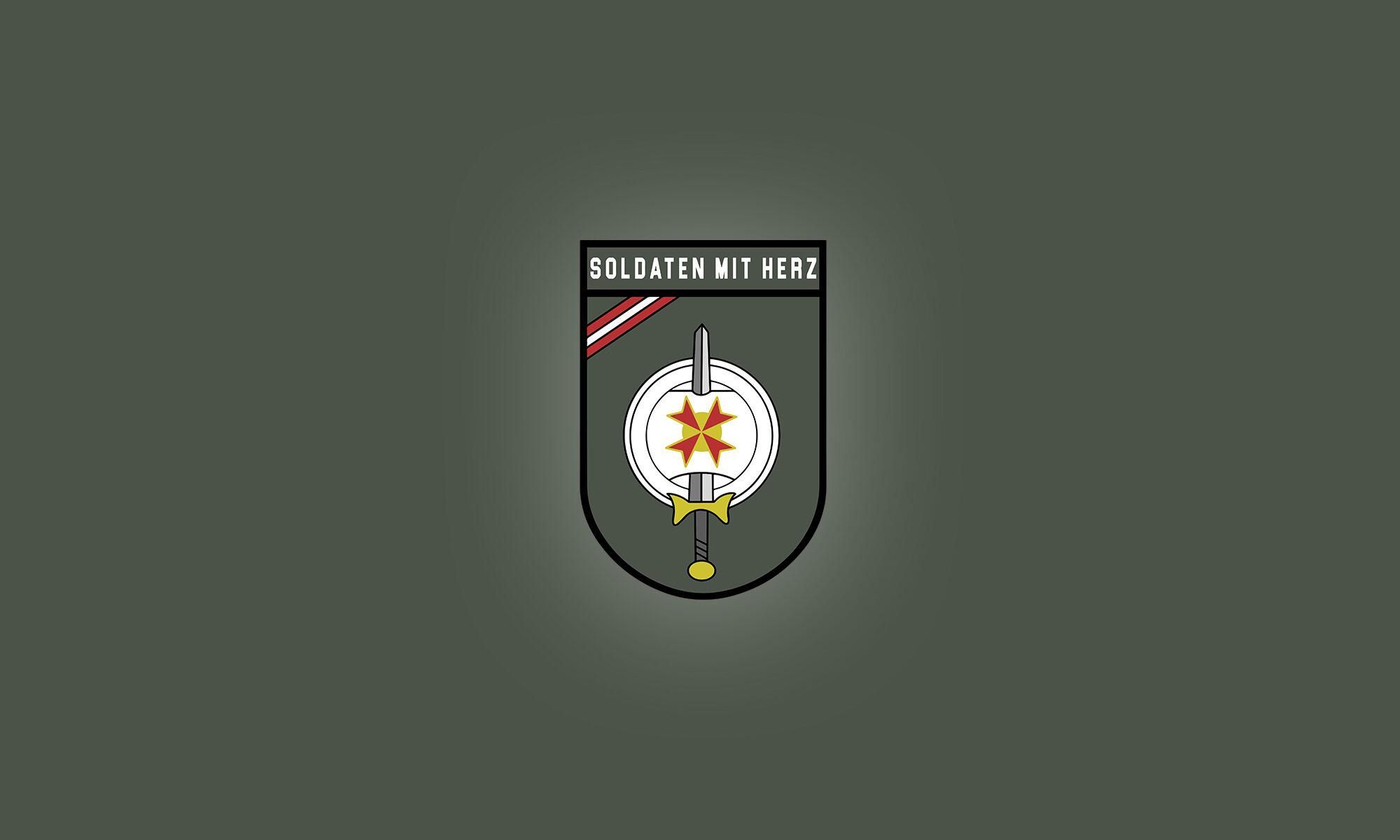 Soldaten mit Herz